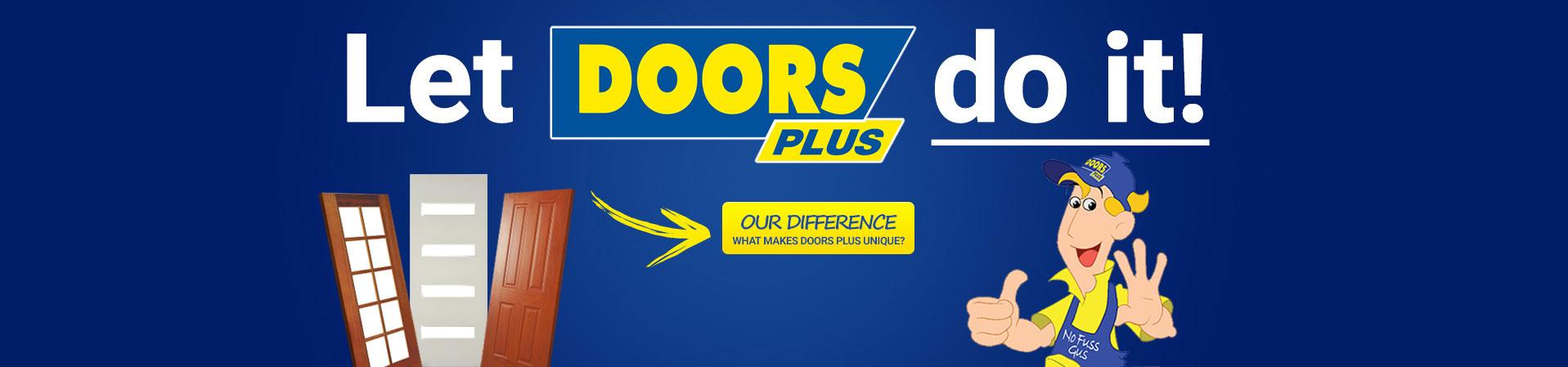 Let Doors Plus Do It