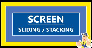 Screen-sliding-stacking-door