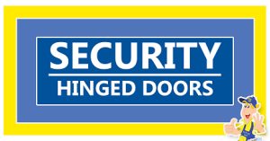 sECURITY-Hinged-Doors