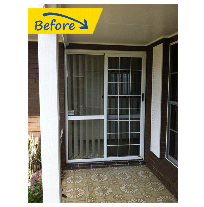 Security screen sliding archives doors plus for Security screen doors for sliding glass doors