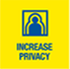 Increase Privacy