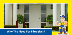 External Doors Built Tough To Handle The Harsh Australian Climate - Fibreglass Doors
